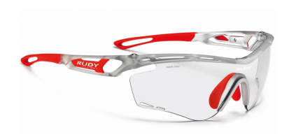 Rudy Project Tralyx ImpactX Photochromic 2Black Sportbril Zilver 3